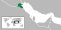 Map of Kuwait.svg