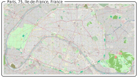 Map of Paris - MapOSMatic 2010.png
