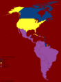 Map of the Americas 1900.png