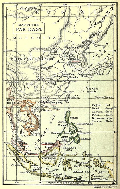FileMap of the Far East 1906jpg  Wikimedia Commons