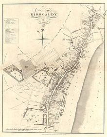 History Of Kirkcaldy Wikipedia