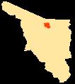 Mapa Municipios Sonora Ímuris.png