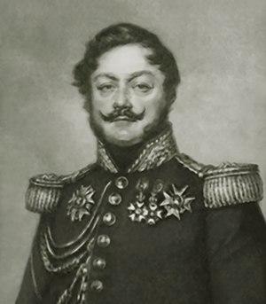 Jean Baptiste Antoine Marcellin de Marbot - General Jean Baptiste Antoine Marcellin Marbot