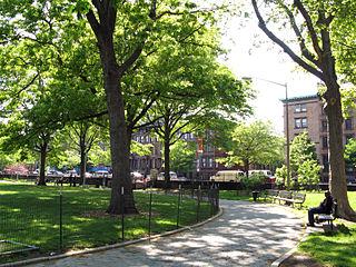 Marcus Garvey Park Public park in Manhattan, New York
