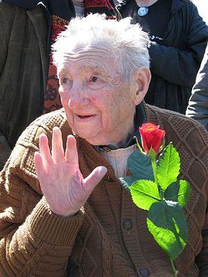 Marek Edelman - Marek Edelman in 2009