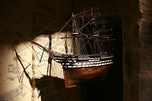 French ship Marengo (1810) - Image: Marengo mg 8069