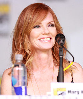 Marg Helgenberger American actress
