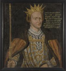Portrait of Margaret I of Denmark