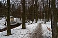 Mariánské Lázně - Třebízkého - Martinův park - View North.jpg