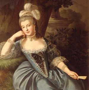 Maria Caterina Brignole - Image: Maria Caterina Brignole de Sale, principessa di Monaco