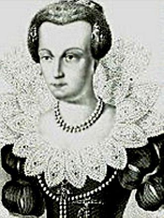Anna Maria of the Palatinate - Image: Maria of the Palatinate Simmern