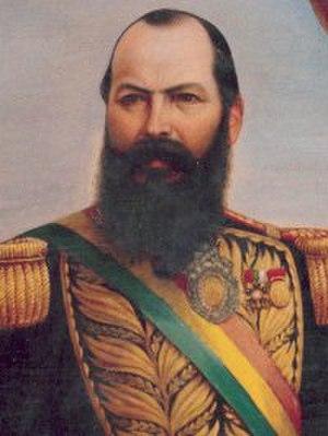 Mariano Melgarejo - Image: Mariano Melgarejo