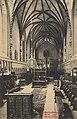 Marienburg, Westpreußen - Hochschloß, Kirche (Inneres nach Westen) (Zeno Ansichtskarten).jpg