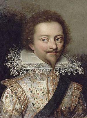 Antoine Coiffier de Ruzé, marquis d'Effiat - Image: Marquisd Effiat