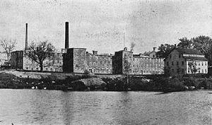 Wyoming Mills - Marshall Hat Company / Wyoming Mills, ca. 1903