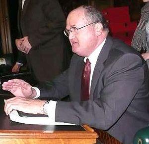 Martin van Creveld - at the House of Commons, London (26 February 2008)