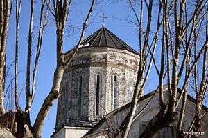 Martvili Monastery - Image: Martvili Monastery (2)