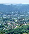 Marzelay depuis le Camp celtique de la Bure.jpg
