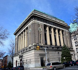 Electus D. Litchfield - Masonic Temple, Brooklyn
