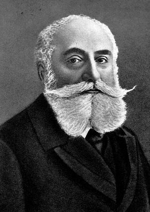 "Muscular Judaism - Max Nordau who coined the term ""Muscular Judaism"""