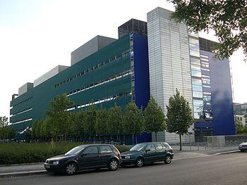 Deutsch: Max-Planck-Institut für molekulare Ze...