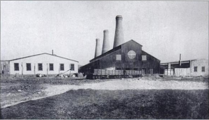 Jeannette, Pennsylvania - McKee Glass Factory, late 1880s