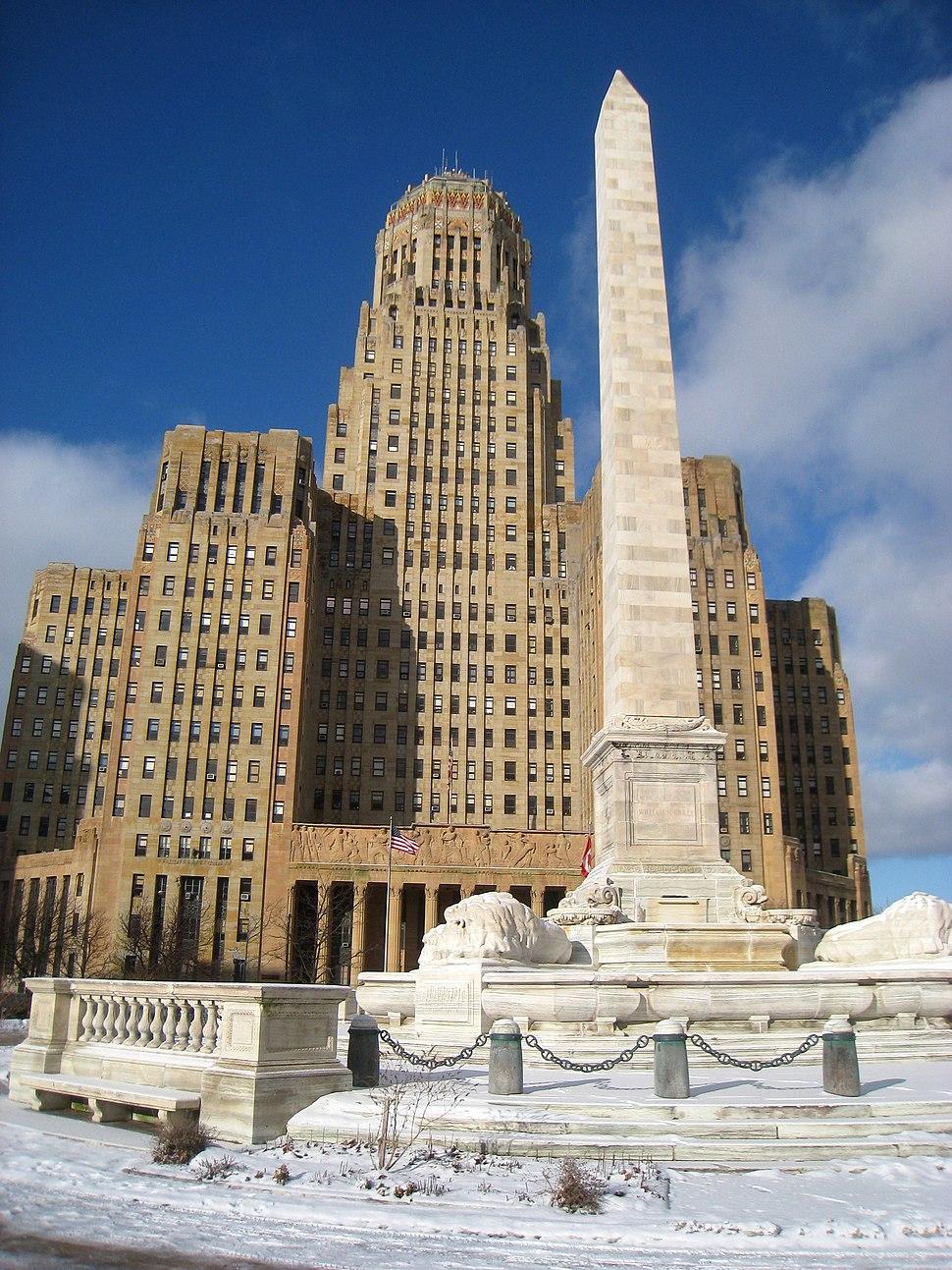 McKinley Monument, Buffalo, NY - IMG 3702