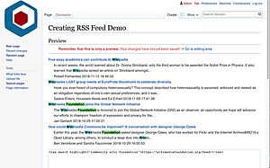 Mediawiki RSS extension screenshot.jpg
