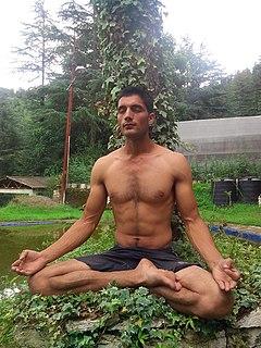Meditative postures