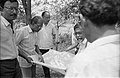 Meeting Between CMC And NCSM Officers - Science City Site - Dhapa - Calcutta 1993-04-22 0595.JPG