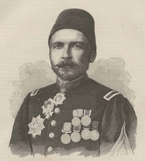 Attack against Mehmed Ali Pasha
