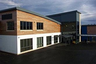 Meldrum Academy - Image: Meldrum Academy