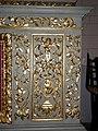 Melesse (35) Église Saint-Pierre Intérieur Ancien maître-autel 03.jpg