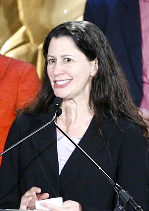 Melissa Block - Block at the 68th Annual Peabody Awards