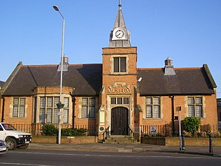 Melton Carnegie Museum museum in Melton Mowbray, Leicestershire, England