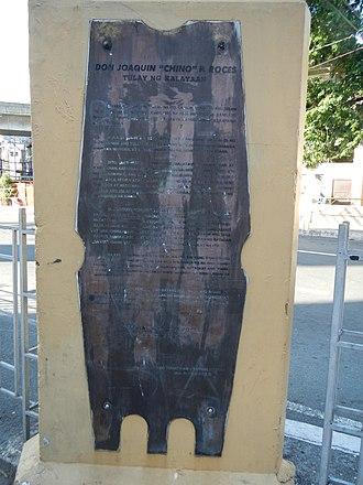 Chino Roces - Image: Mendiola Streetjf 2529 08