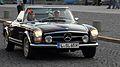 Mercedes Benz W 113, 2013 Oldtimer Bohemia Rally.JPG