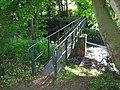 Metal Footbridge over River Darenth - geograph.org.uk - 1280549.jpg