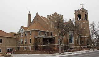 Methodist Episcopal Church (Pierre, South Dakota) United States historic place