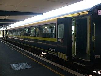 Tranz Metro - Image: Metlink SW 3394 at Masterton Station