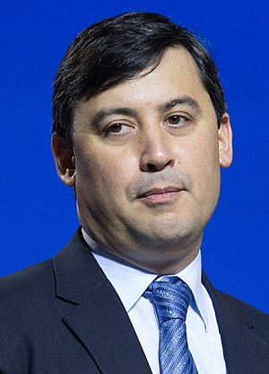 Minister of Intergovernmental Affairs and Youth - Image: Michael Chong