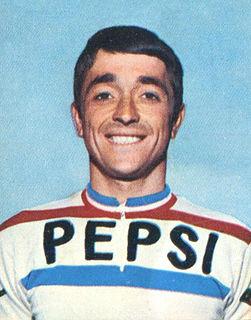 Michele Dancelli Italian cyclist