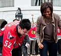 Michelle Obama Lets Move hockey cropped (Green).jpg