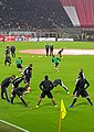 Milan-Juventus 2018-2019 Juve players warming up (2).jpg
