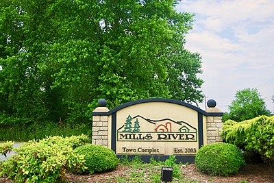 Mills River