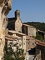 Minerve L'église Saint-Etienne Vue n°2.jpg