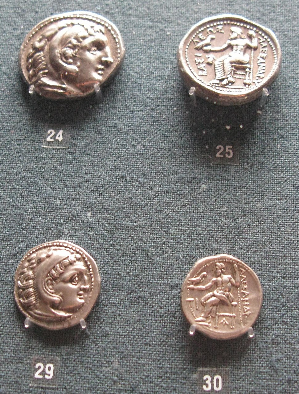 Mints of Alexander the Great 1