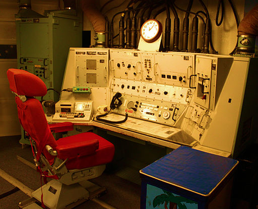 Minuteman III Launch Control