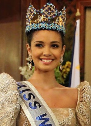Miss World - Image: Miss World 2013 Megan Young (cropped)