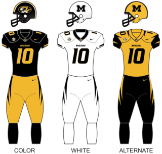 Missouri Tigers football American college football organization